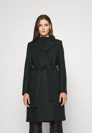 KAYA COAT - Klassisk frakke - dark spruc