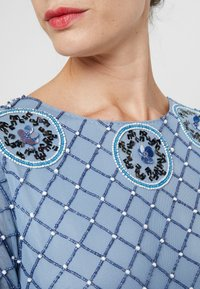 Lace & Beads - AMBER - Occasion wear - blue - 7