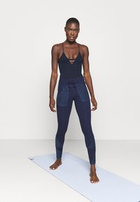 Free People - DANCE ALL NIGHT - Justaucorps - navy - 1
