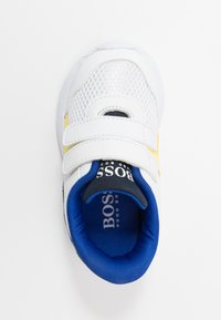 BOSS Kidswear - Lauflernschuh - white/yellow - 1