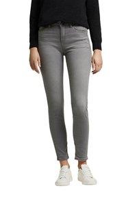 Esprit - Slim fit jeans - grey medium washed - 5