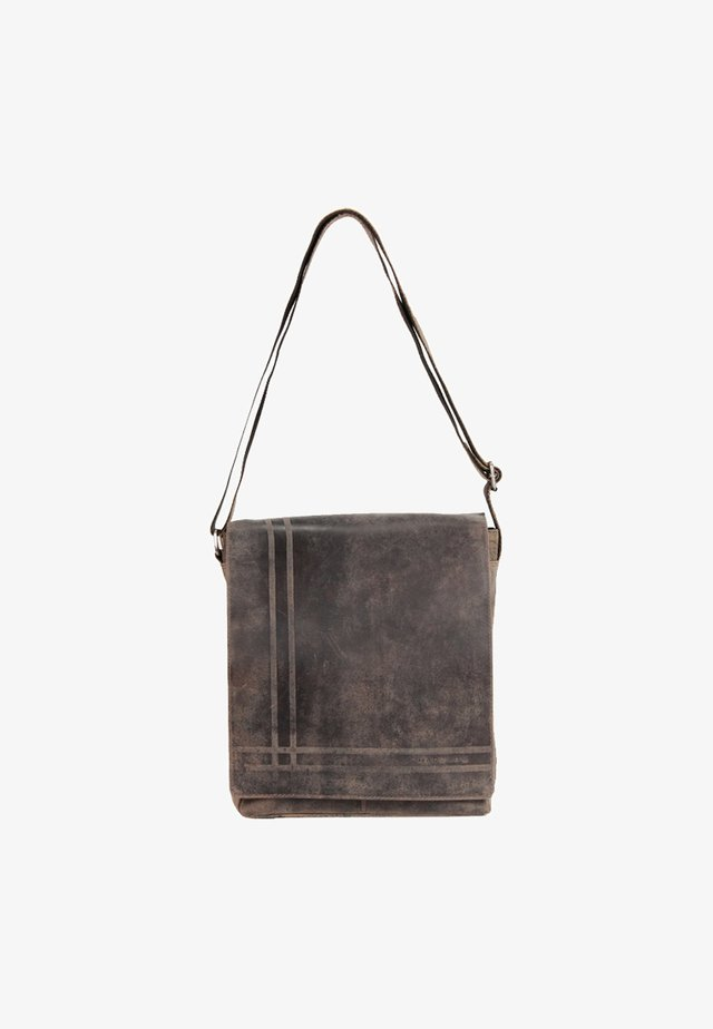 CONCARO   - Across body bag - taupe