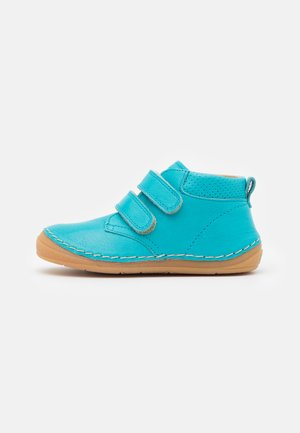 PAIX UNISEX - Touch-strap shoes - turquoise