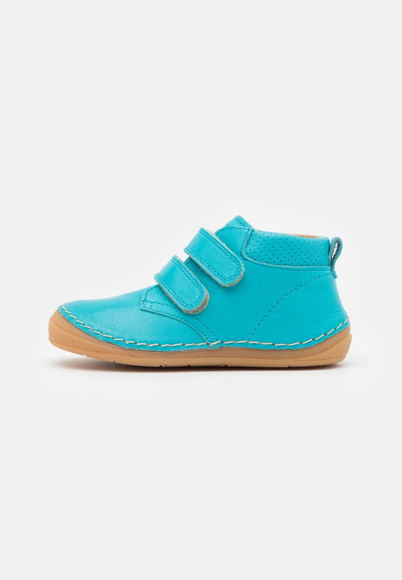 Froddo - PAIX UNISEX - Boty se suchým zipem - turquoise