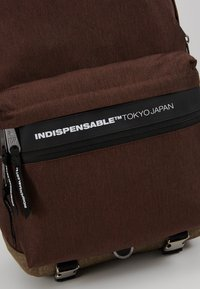 Indispensable - FUSION BACKPACK - Sac à dos - brown - 7