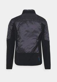 CMP - MAN HYBRID JACKET - Outdoor jacket - antracite - 1
