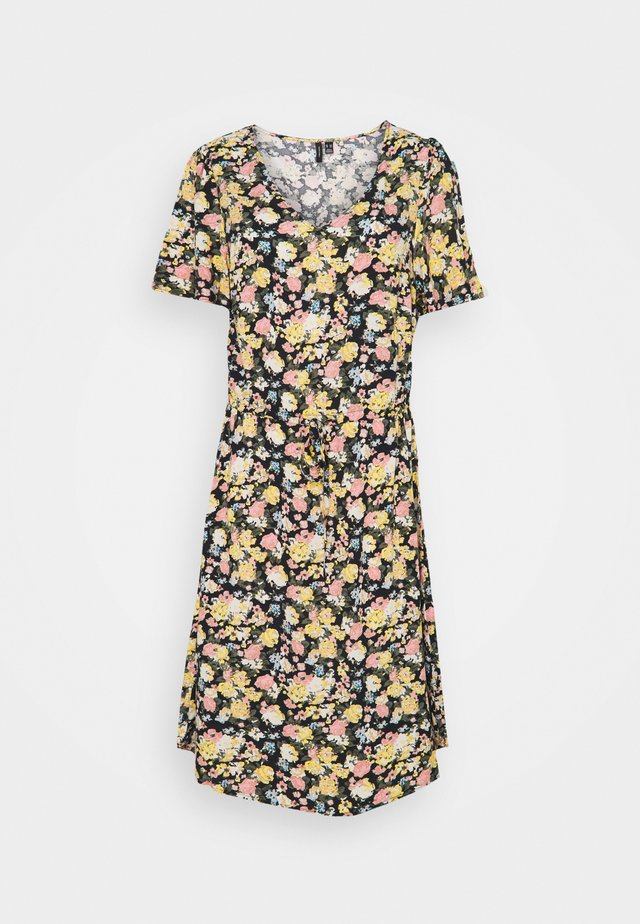 VMSIMPLY EASY SHORT DRESS - Day dress - navy