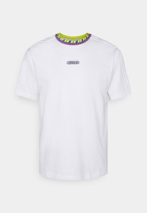 DETAIL UNISEX - Basic T-shirt - white