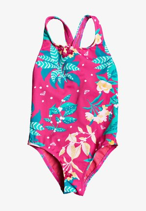 Swimsuit - pink flambe sunnyplace