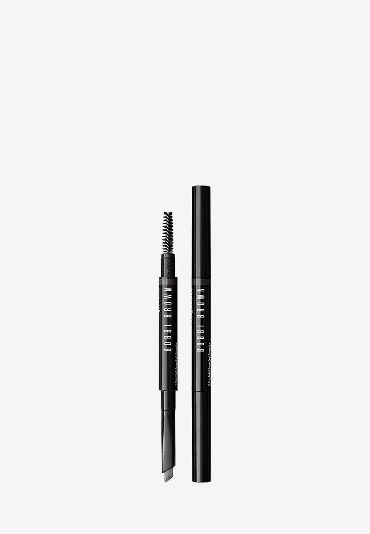 Bobbi Brown - PERFECTLY DEFINED LONG WEAR BROW PENCIL - Eyebrow pencil - 11 soft black