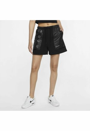 Outdoor shorts - black/black/black/white