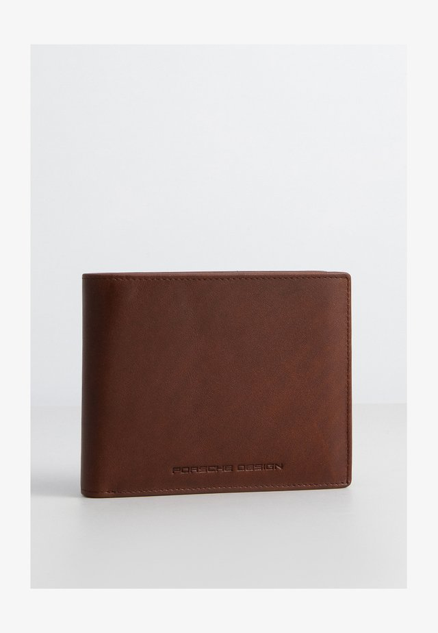 URBAN COURIER BILLFOLD H10 - Wallet - cognac