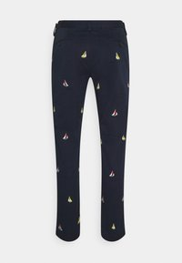 Polo Ralph Lauren - SLIM FIT BEDFORD PANT - Chino kalhoty - nautical ink - 1
