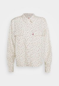 Levi's® - OLSEN UTILITY - Button-down blouse - off-white - 4