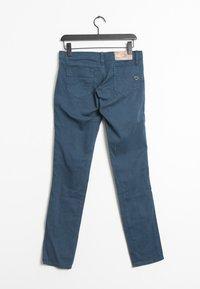 PLEASE - Slim fit jeans - blue - 1