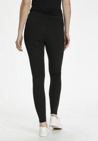 Culture - CUSEMIRA  - Leggings - Trousers - black - 2