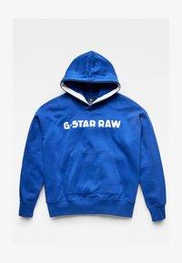 G-Star - UNISEX EMBRO HDD SW - Sweatshirt - bhashor sweat r -blue - 5