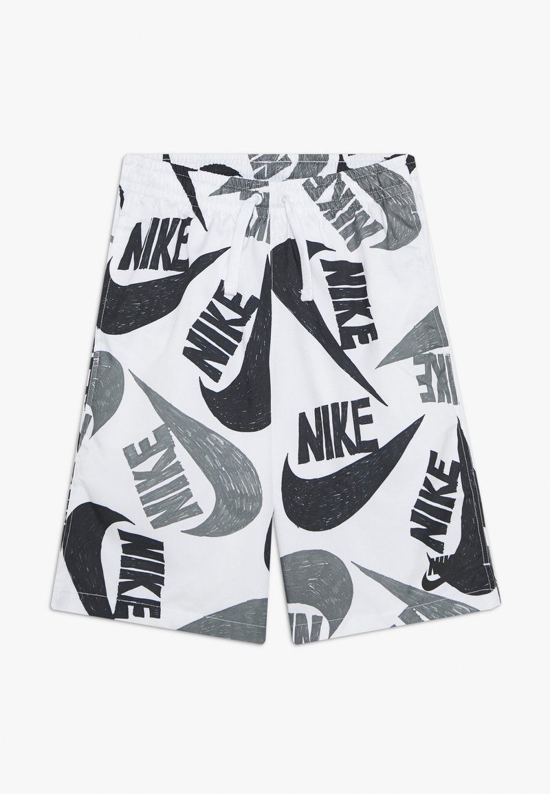 Nike Sportswear - Shorts - black/white