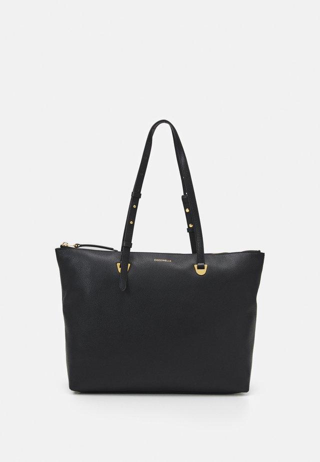 LEA - Shopping bag - noir