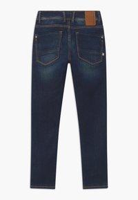 Vingino - ANZIO RINSE - Jeans Skinny Fit - dark-blue denim - 1