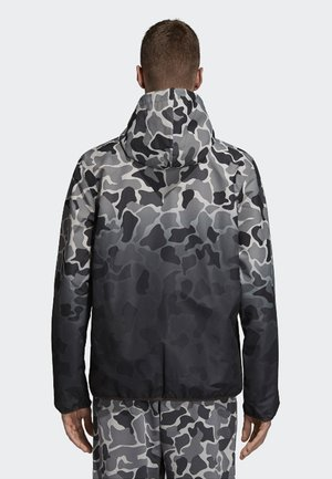 CAMOUFLAGE  - Windbreaker - black/dark grey