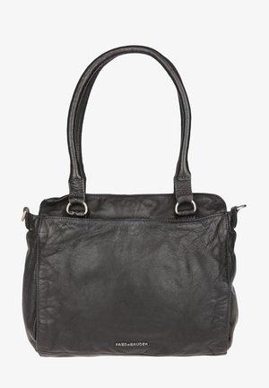 RISE - Handbag - black
