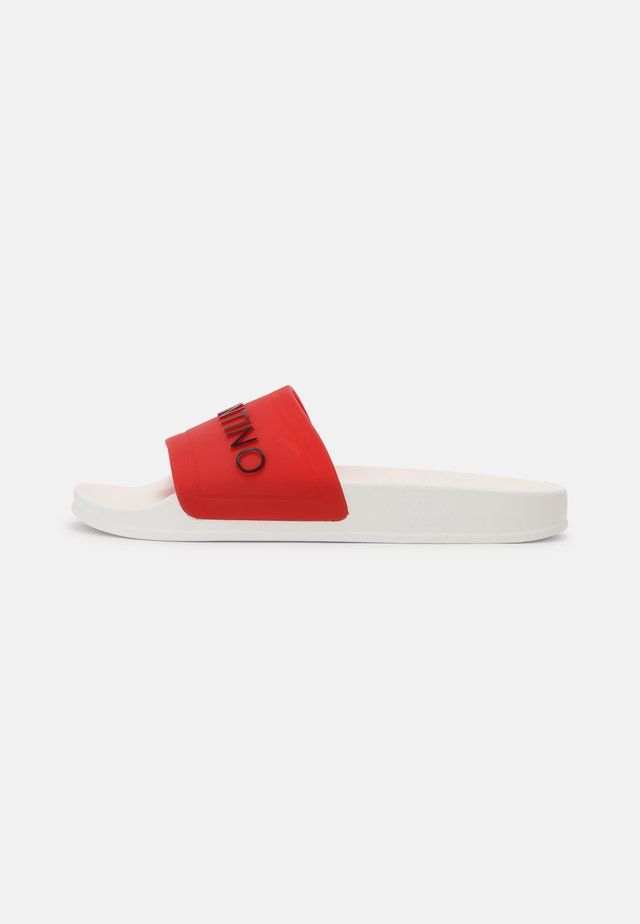 Pantofle - red