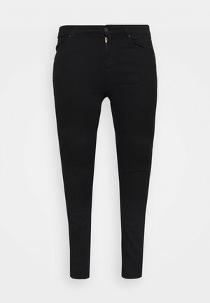 CARHIRIS LIFEREG - Jeans Skinny Fit - black