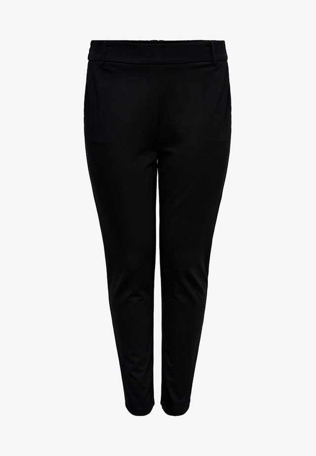 CARGOLDTRASH LIFE  LONG PANT - Pantalon classique - black
