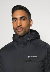 Columbia - VALLEY POINTJACKET - Ski jacket - black - 3