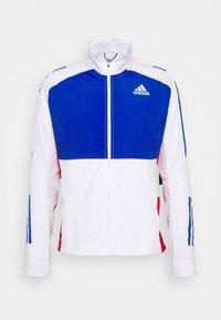 TRACK - Training jacket - white