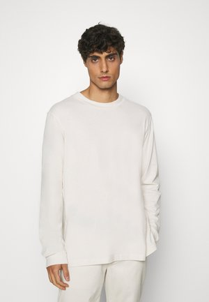LONG SLEEVE TOP - Long sleeved top - beige dusty light