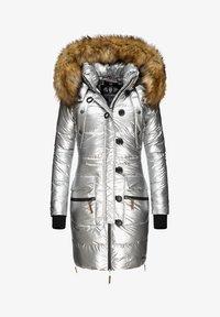 Navahoo - Winter coat - silver - 0