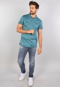 Gabbiano - Polo shirt - kale green - 1