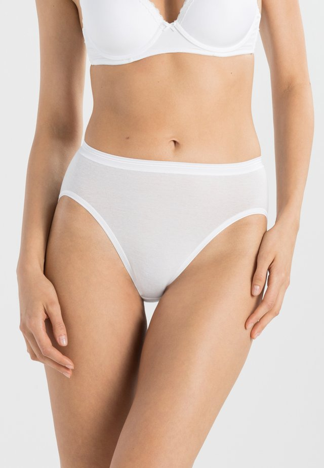 LUXURY JAZZ - Figi - white