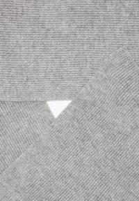 s.Oliver - Scarf - grey melange - 4