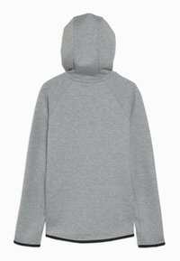 Nike Sportswear - TECH FLEECE ESSENTIALS - Zip-up hoodie - dark grey heather/black - 1