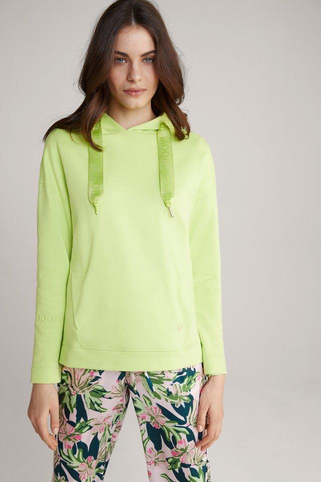Sweatshirt - green
