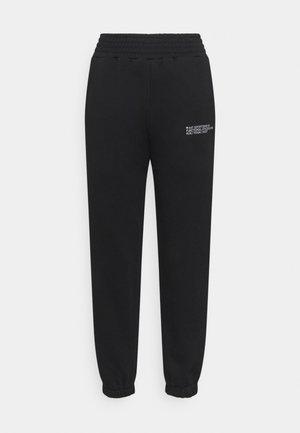 SIGNATURE - Pantalones deportivos - black