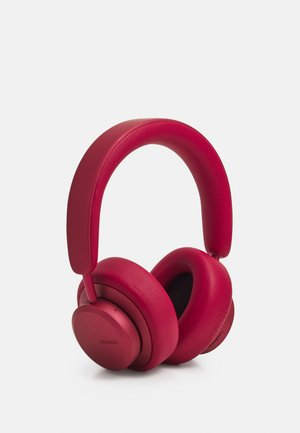 MIAMI NOISE CANCELLING - Headphones - ruby red