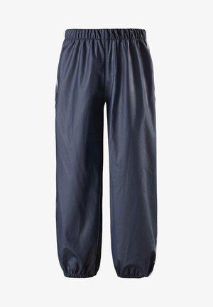 OJA - Spodnie materiałowe - blau