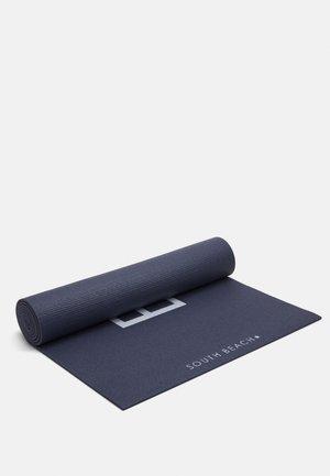 YOGA MAT SLOGAN - Fitness / Yoga - ombre blue tie dye