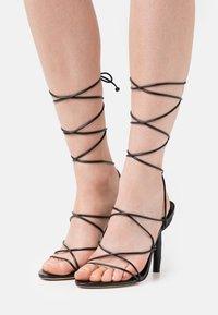 Cult Gaia - SOLEIL  - Sandals - black - 0