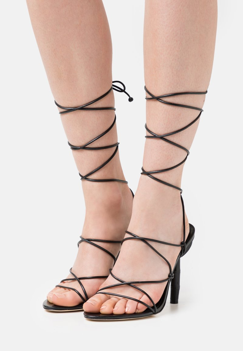 Cult Gaia - SOLEIL  - Sandals - black