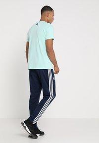 adidas Performance - TANGO AEROREADY CLIMACOOL FOOTBALL PANTS - Tracksuit bottoms - collegiate navy - 2