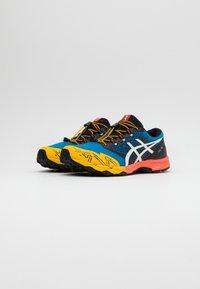 ASICS - GEL FUJITRABUCO SKY - Trail running shoes - directoire blue/white - 1