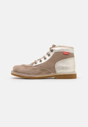LEGENDIKNEW - Ankle boots - light beige