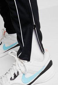 Nike Performance - PANT - Træningsbukser - black/white - 5