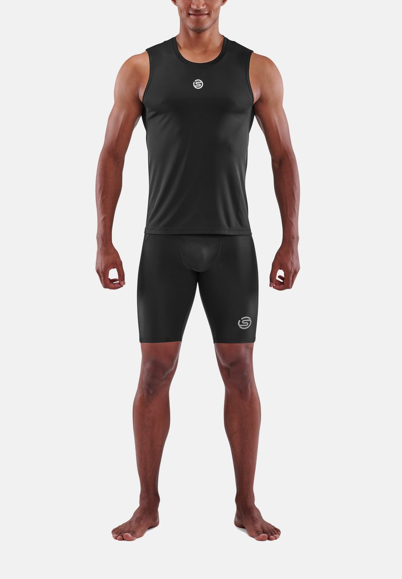 Skins - Sports shirt - black