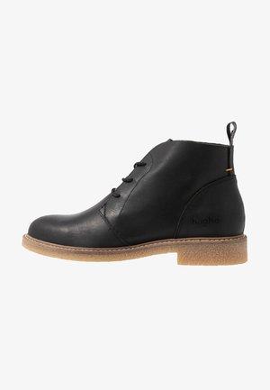 TOMAR - Korte laarzen - black